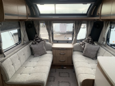 Coachman Laser 650  Twin Axle